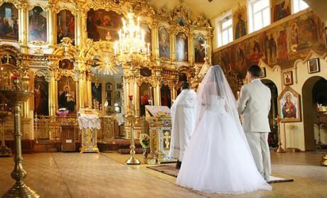 Свадебная клятва при венчании