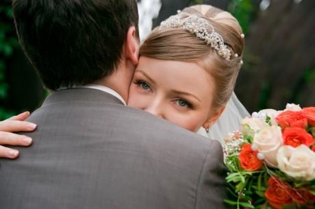 Свадебный макияж - натуральная красота
