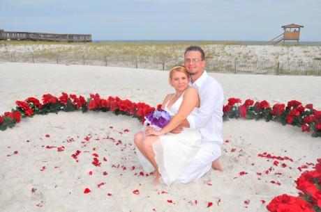 Свадебная клятва молодоженов