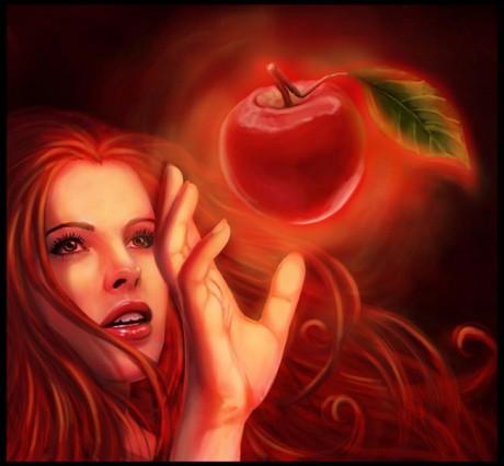 Свадебная диета - яблоки