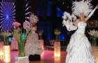 Торжественный свадебный прием гостей - ура!