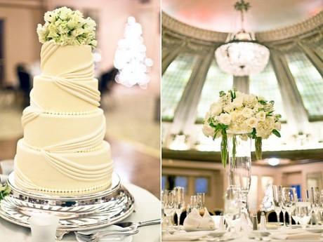 Как организовать свадебный прием гостей