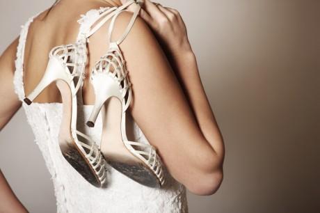 Будь готова переодеть обувь