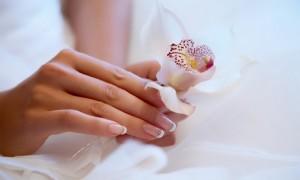 Маникюр на свадьбу