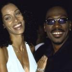 Комедийный актер Эдди Мерфи и модель Николь Митчел поженились в марте 1993