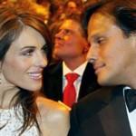 Модель и актриса Элизабет Харлей вышла замуж за индийского бизнесмена Арана Найера в марте 2007