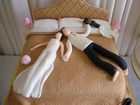 Первая брачная ночь - суеверия