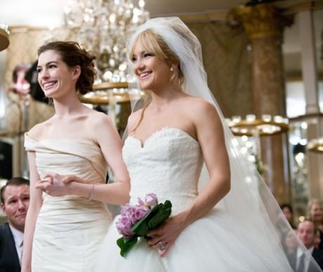 Свадебные платья из фильма война невест