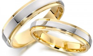 простые обручальные кольца