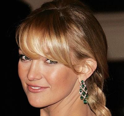 Свадебная прическа Kate Hudson