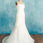 Что тебе нужно для свадебного наряда: лиф с рюшами.
