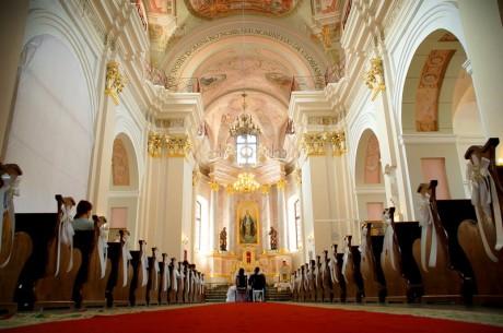Церковное венчание