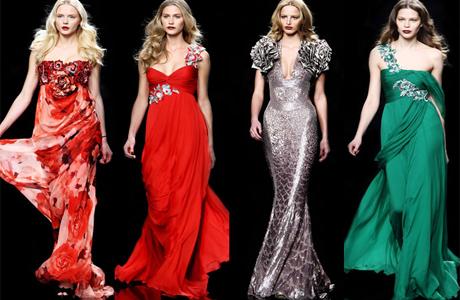 Выбрать вечернее платье невесты