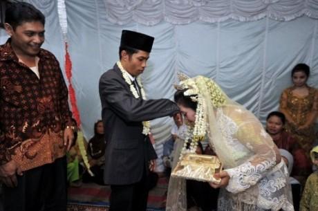 Странные свадебные обычаи мира