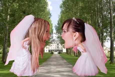 Две невесты на одной свадьбе