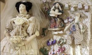 """Кукла """"Невеста"""""""