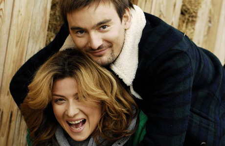 Жанна и Алан Бадоевы