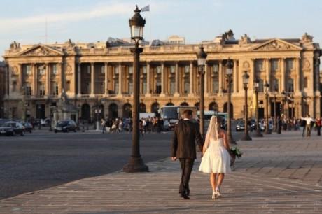 Свадьба по французским традициям