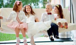 Дети на вашей свадьбе
