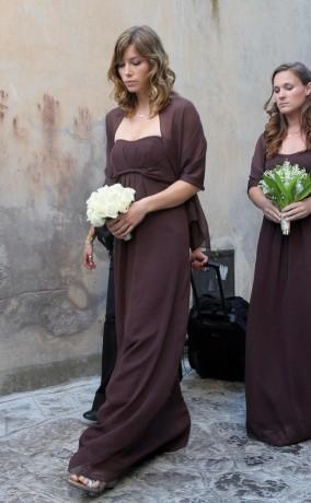 Джессика Биль подруга невесты