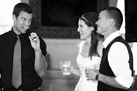 Тамада незаменим на свадьбе!