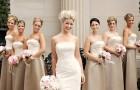 Свадебный макияж для зоны декольте