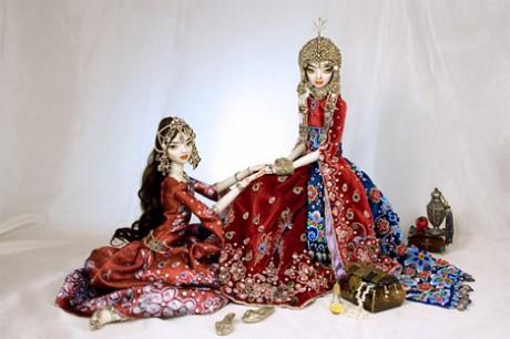 Индивидуальные куклы
