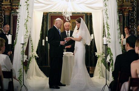 Иудейская свадьба