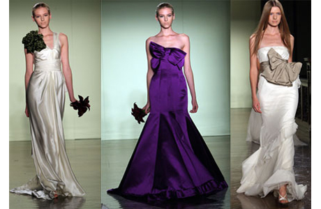 Какое будет платье?