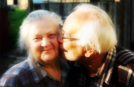 55 лет вместе годовщина свадьбы