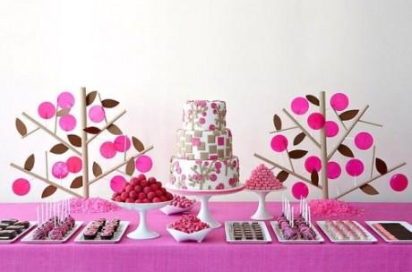Летняя свадьба - модные цвета