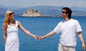 Медовый месяц в Греции
