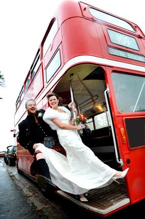 Свадебный прием гостей