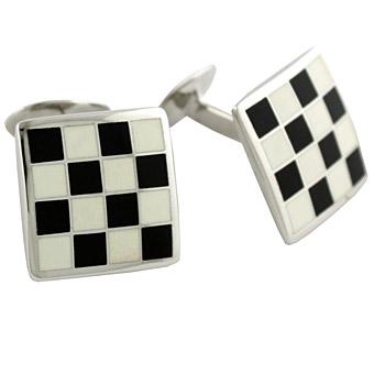 Не забудь об узоре-шахматке