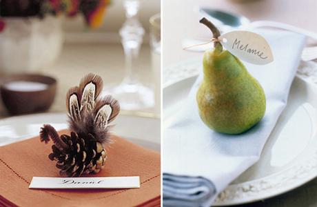 Именные карточки на свадьбу