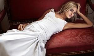 Невеста перед приездом жениха