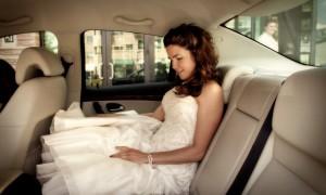 Невеста перед свадьбой - приготовления