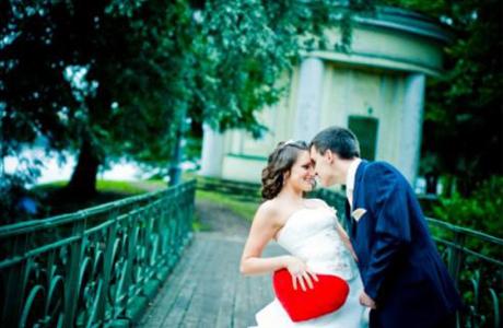 Организация свадьбы за месяц