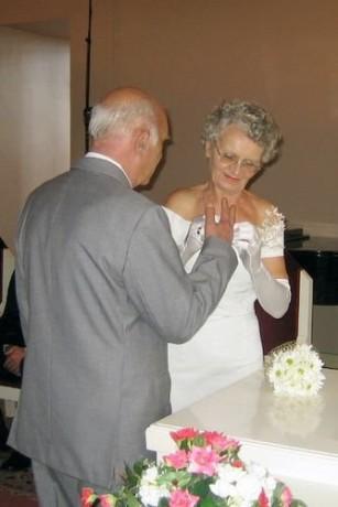 Золотая свадьба как отпраздновать 50
