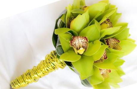Орхидеи для свадьбы
