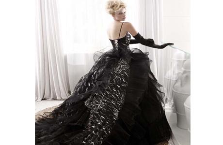 Платье от David Fielden