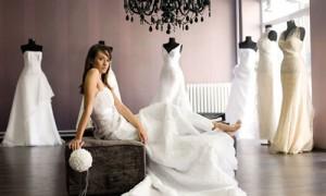 Свадебное платье своей мечты