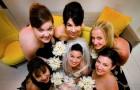"""Подружки """"продают"""" невесту жениху"""