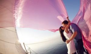 Празднование годовщины свадьбы