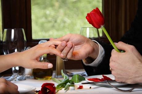 Предложение руки и сердца идеи