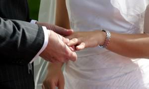 Разрешение на брак в Германии