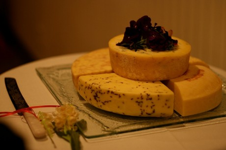 Разрезание сыра