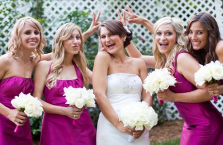Свадебные поздравления от подруг