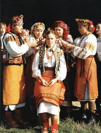 Старославянская свадьба