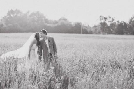 Романтическая свадьба на природе